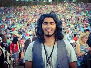 It's been a long road for Edmonton singer, onetime banker, Mohsin Zaman