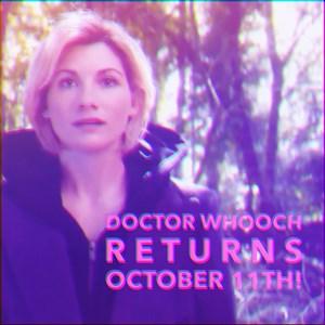Doctor Whooch Returns…