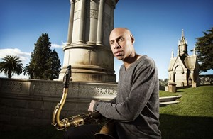 Jazz saxophonist Joshua Redman aims to craft musical conversation