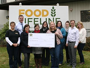 PCL Construction Donates $160,000 to Food Banks Nationwide