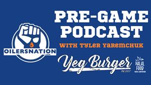 Oilersnation Pre Game Podcast – Edmonton Oilers vs Arizona Coyotes