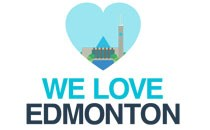 You love Edmonton, you really do!