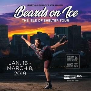 Beards on Ice 4! The Isle of Shelter Tour