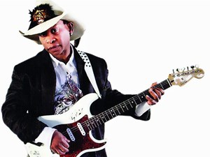 Romance brings Louisiana bluesman to Edmonton