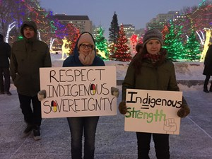 Latest Update: Indigenous Peoples March Edmonton