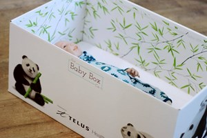 The Baby Box Company FREE Pop Up!