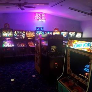 LISTEN: Local Couple Opens Arcade in Their Garage