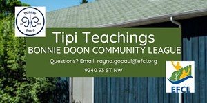 Tipi Teaching Sessions - July 2020