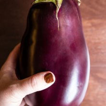 How to Roast and Cook Eggplant
