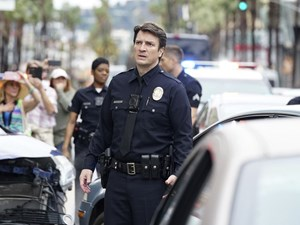 Edmonton's own Nathan Fillion starts over again in new cop drama The Rookie