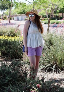 Arizona Daytime Look | Thrill For The Frill With Bogs