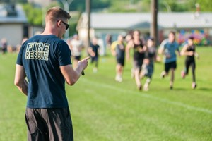 Fit For Fire: eye-opening, team-first workouts for would-be fire recruits—and the curious