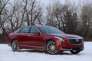 Review: 2018 Cadillac CT6