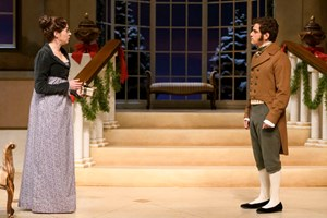 The Bennet's are back: Miss Bennet: Christmas at Pemberley