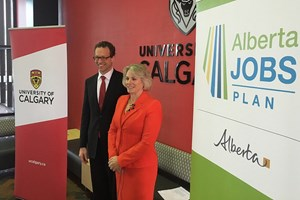 Infrastructure investment at the University of Calgary to increase space for health and social work programming