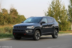 Review: 2017 Jeep Compass