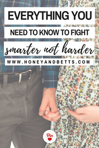 Eliminate Unfair Fighting: How To Fight Smarter Not Harder In Marriage