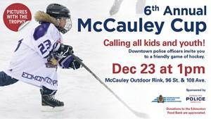 McCauley Cup December 23, 2014