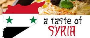 A Taste of Syria Fundraiser Event - Feb 9, 2018