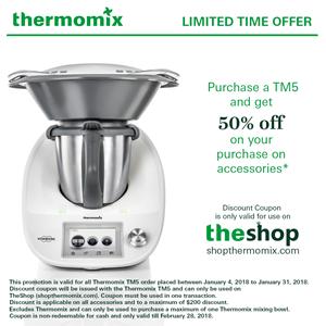 Join Thermomix Canada Sales Teams in Edmonton, Kelowna or Calgary!