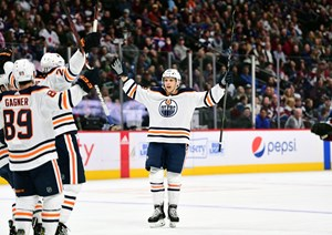 Oilers assign Benning to AHL for conditioning stint
