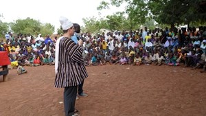 'Singing and Dancing for Health' puts spotlight on preventing malaria