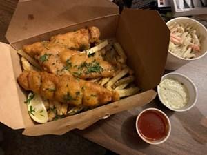 Fish and Chips at Three Vikings: Better Than Ever!