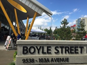 Picnic In Boyle Street welcomes the summer!The Edmonton Arts...