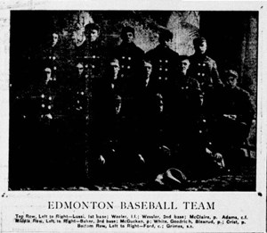 Edmonton Goes Pro