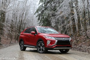 First Drive: 2018 Mitsubishi Eclipse Cross (Review)