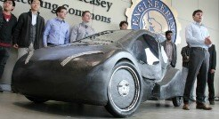 EcoCar team wins in Motor City