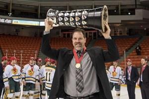 Herbers to coach with Team Canada U18