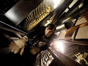 Hidden Spaces: Inside Canada's largest concert pipe organ