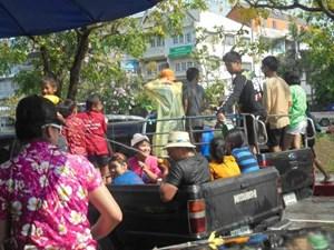 Focus on Festivals | Songkran Festival in Thailand