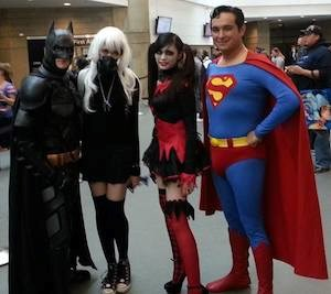 This Year's Edmonton Expo Was Fan Heaven