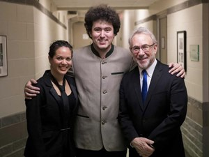 New assistant conductor a highlight of enjoyable, energetic symphony show