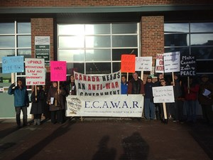 Latest Update: ECAWAR Info Picket