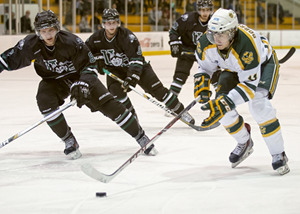 Bears give Huskies first road loss with shutout win