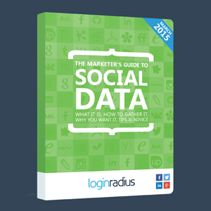 """A Sneak-Peek Into """"The Marketer's Guide to Social Data"""""""