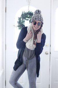 How To Always Look And Feel Cozy Chic During The Winter