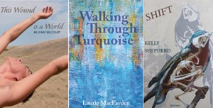 Visceral Poetry, Nov. 8 at Audreys Books