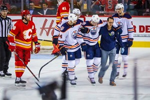 Connor McDavid's knee injury was worse than we ever thought