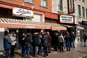 Schwartz's Deli – Montreal, Quebec
