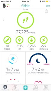 My Overhaul Fitness Journey