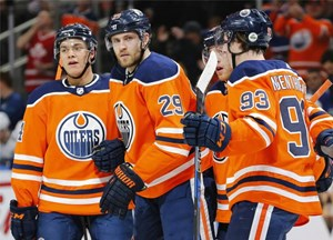 Power Play Changes for the Oilers