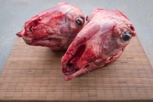 Lamb Head Tacos