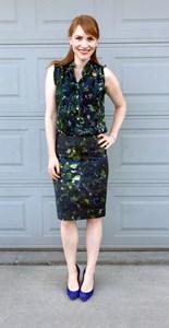 The Faux Dress, pt. 2