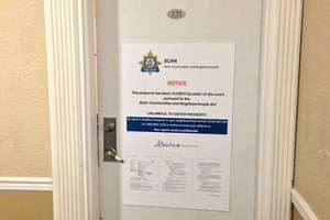 Property closed after residents express safety concerns
