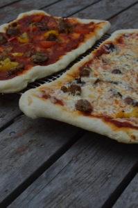 Papa Suds' Pizza Dough