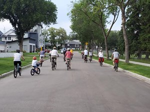 Bonnie Doon Bike Tour a Success